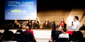 """OIR participation at the Central Europe conference """"Defining Central Europe"""""""
